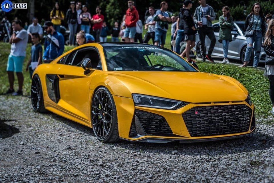 Audi R8 Plus #B3TOUR