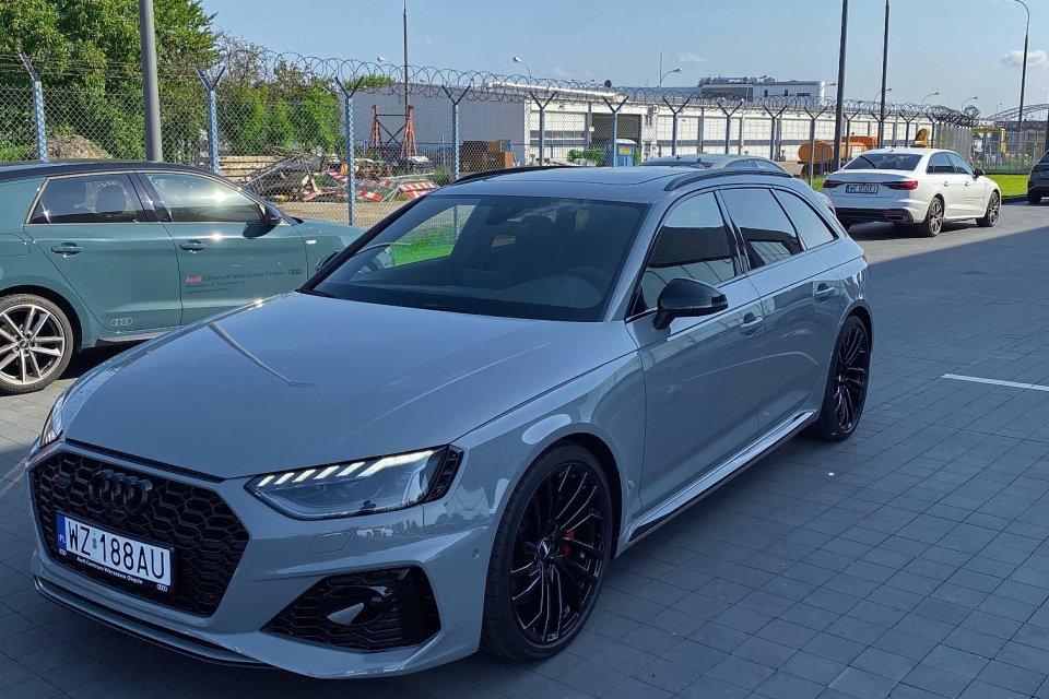 Audi RS4 2020 #Semex