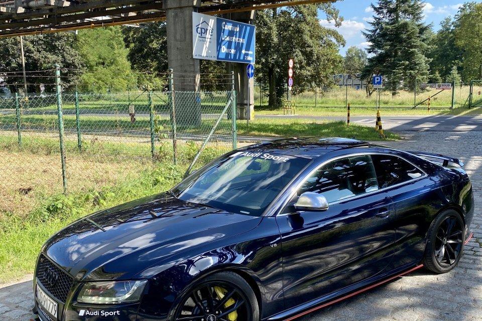 Audi S5 V8 Pawlo