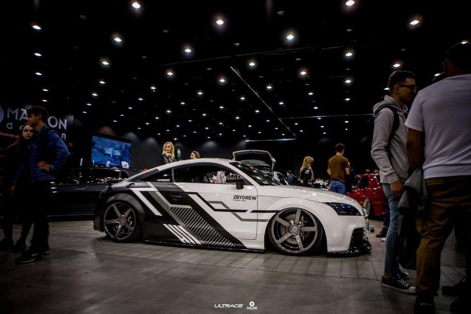Audi TT #LittleMonsterTT