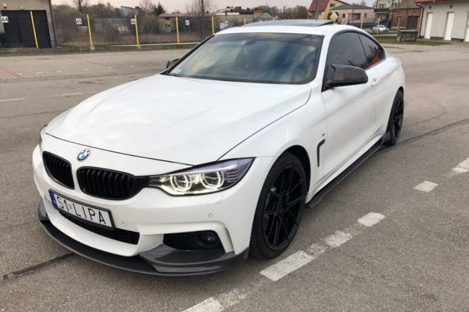 BMW 435i #S1lipa