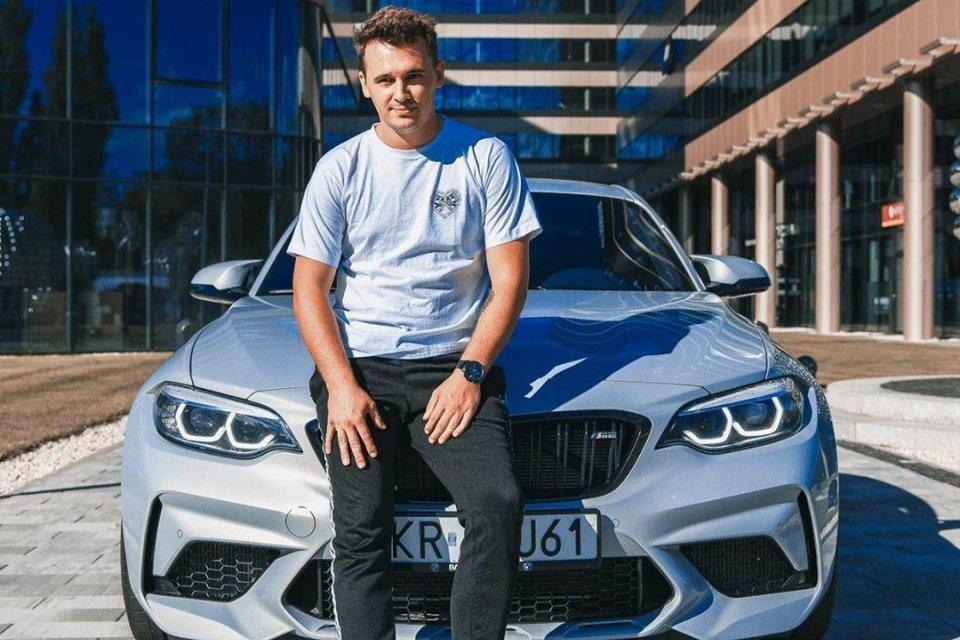 BMW M2 Competition #PoczciwyKrzychu