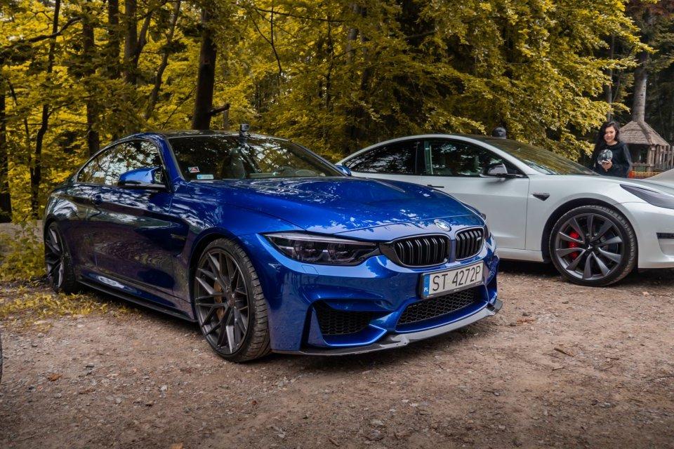 BMW M4 CS #lu81na