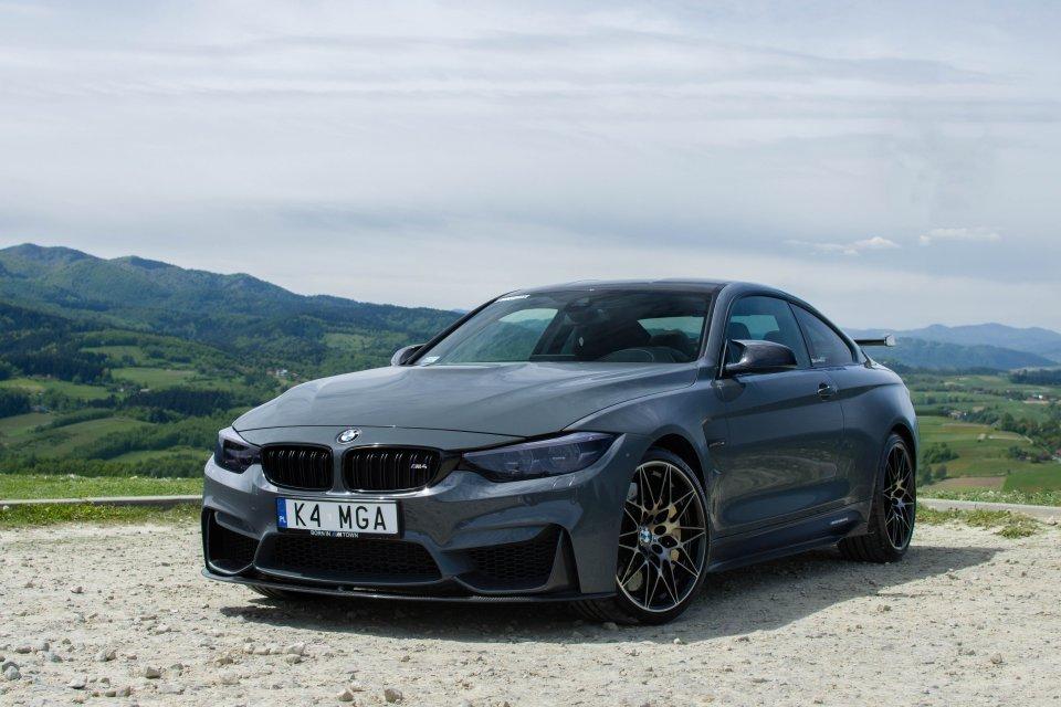 BMW M4 Performance