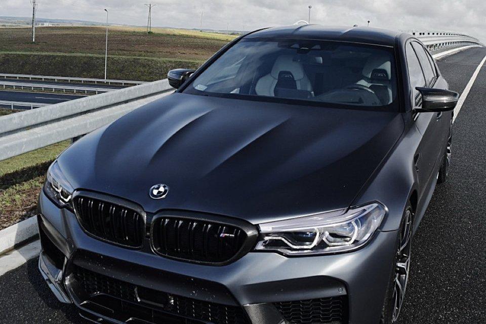 BMW M5 Competition #szybki_m5