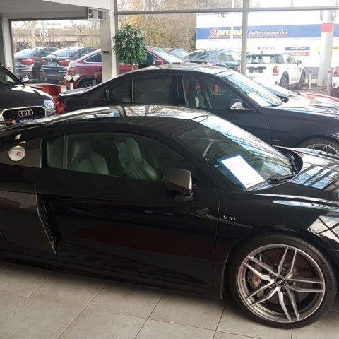 Jak straciłem 40 000 PLN i kupiłem Audi R8